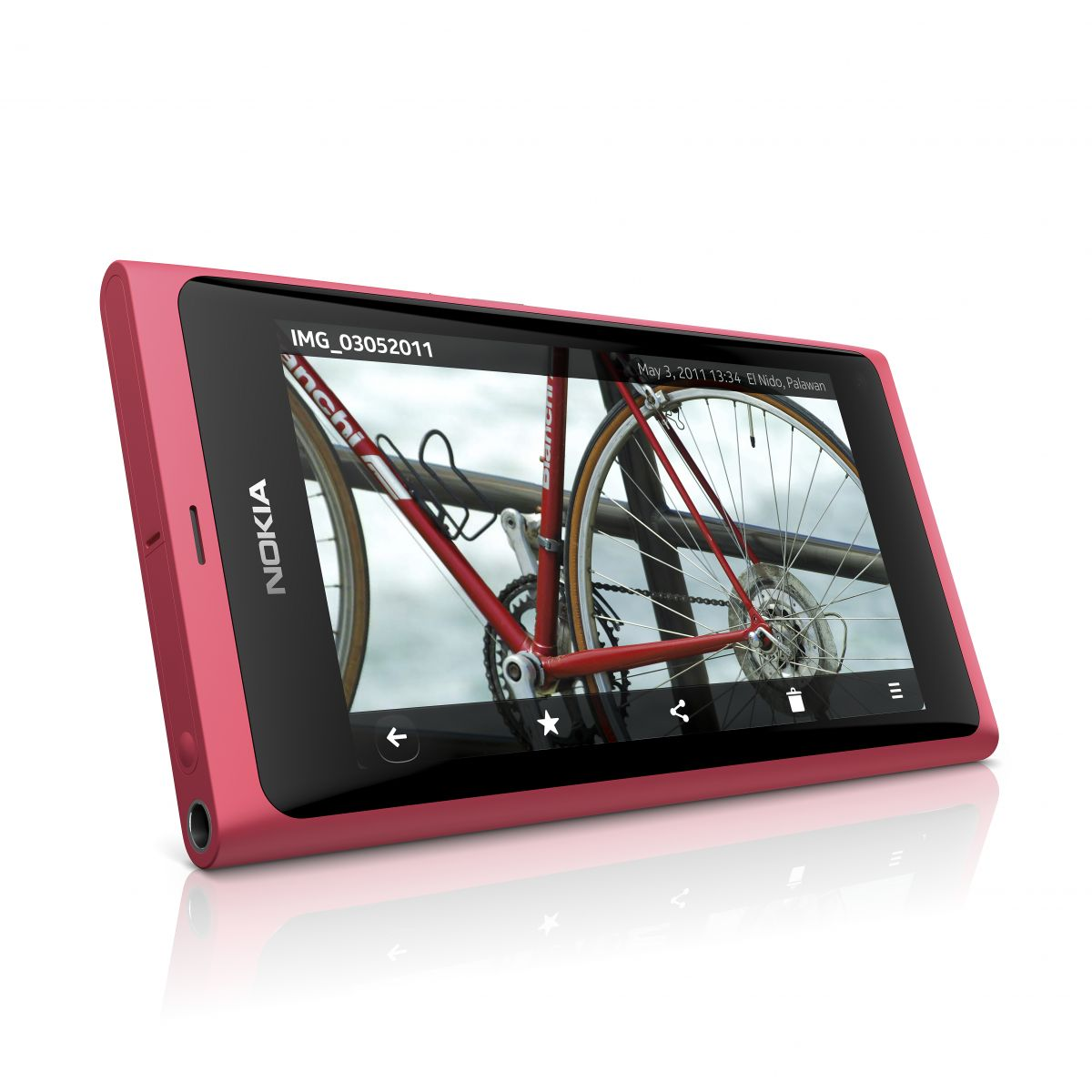 6c5951db8e7 Nokia y Claro Argentina presentan su colección magenta – infosertec