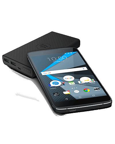 BlackBerry sigue apostando a los smartphones con Android, nuevo modelo DTEK50