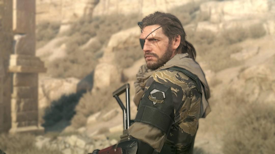 Una imagen de nuestro protagonista, Snake.