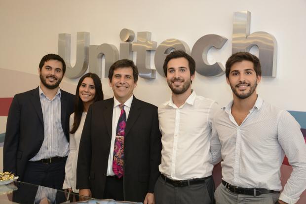 Lautaro Lucia Anibal Lucas y Luciano Carmona Unitech