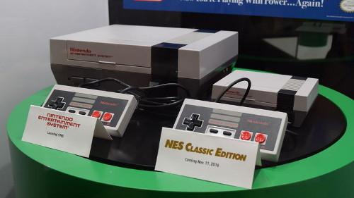 #Nintendo al parecer cierra la consola NES Classic Mini