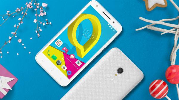 Alcatel U5 trae al país un smartphone económico con VoLTE