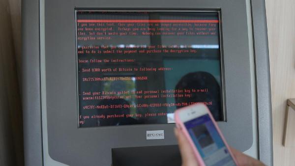 """#Radiogeek """"Nuevo Ciberataque global de la mano de otro Ransomware"""""""