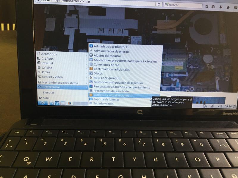 #ReviewColaborativa – Rescatando Mi PC Compaq Mini CQ10-120LA