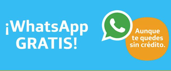 1dd29132ceb Movistar Argentina, brinda WhatsApp gratis para todos sus clientes –  infosertec