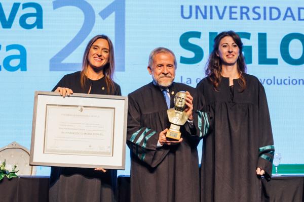 Honoris Causa Dr. Teurel