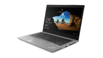 02_Thinkpad_T480S_Hero_Front_facing_left_Mineral_Silver - Edited