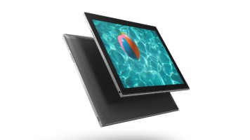 Detach Miix 630 2-in-1 into a tablet