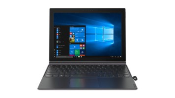 Laptop productivity on the Lenovo Miix 630