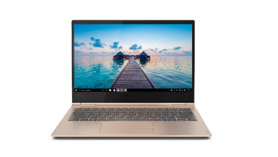 13-inch Lenovo Yoga 730 with up to UHD display