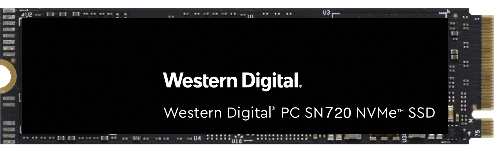 Western Digital® PC SN720 y Western Digital PC SN520
