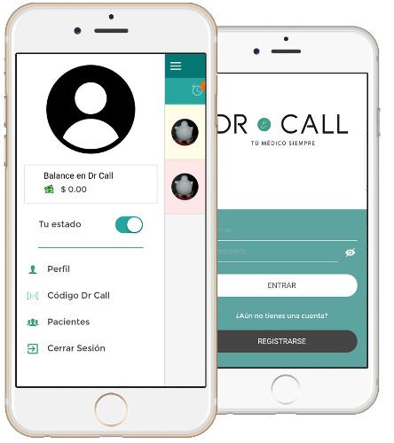 #App – DR CALL – La app móvil de post consulta médica