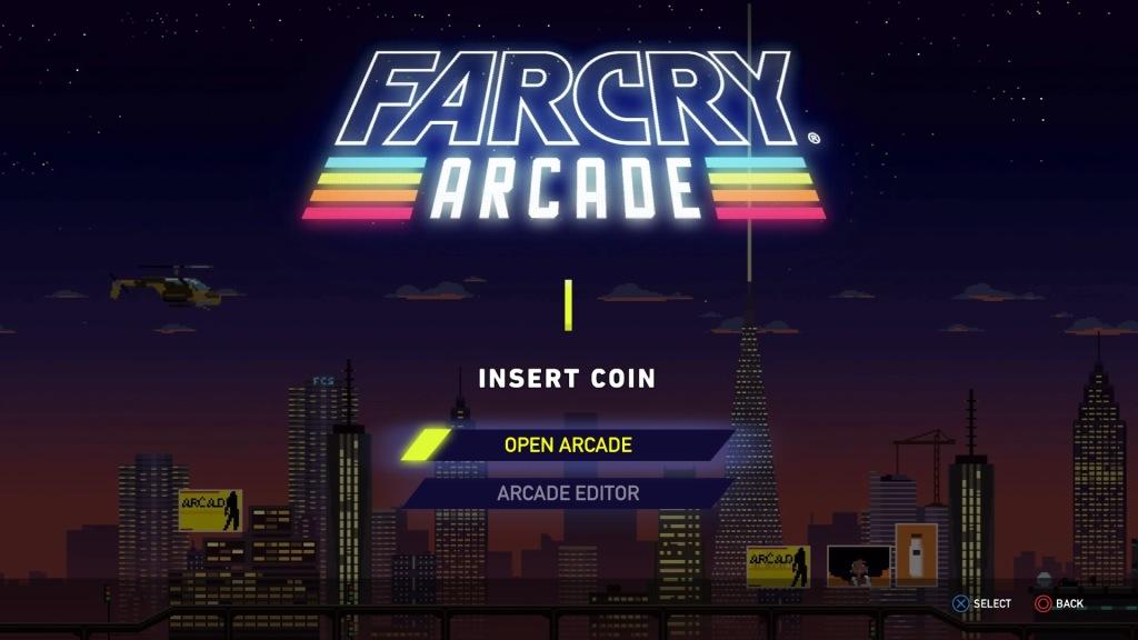 Modo arcade