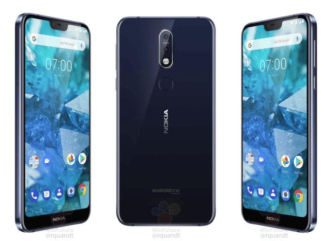 Nokia 7.1 todos los datos filtrados!