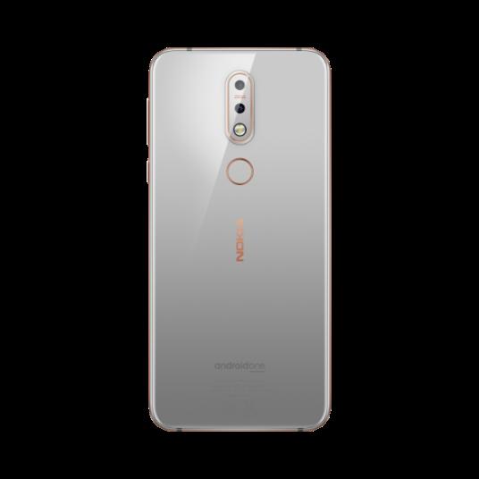 Nokia 7.1 - Acero4