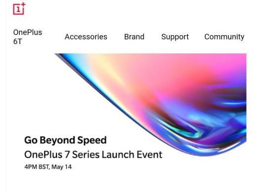 Confirmada la fecha de lanzamiento del OnePlus 7, 7Pro y 7Pro 5G