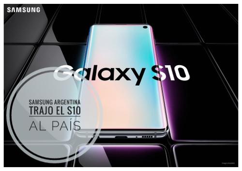 Samsung Argentina trajo al país los Galaxy S10, S10+ y S10e