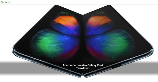 Samsung ejerce presión para que iFixit retire el informe del Galaxy Fold