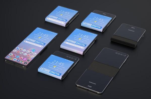 #Leak – Samsung y su próximo Falaxy Fold 2 plegable