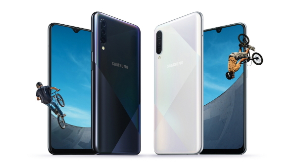 Samsung amplia su gama media de smartphones Galaxy A30s t Galaxy A50s