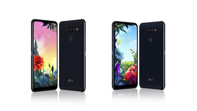 LG confirmo sus nuevos teléfonos inteligentes K50S y K40S