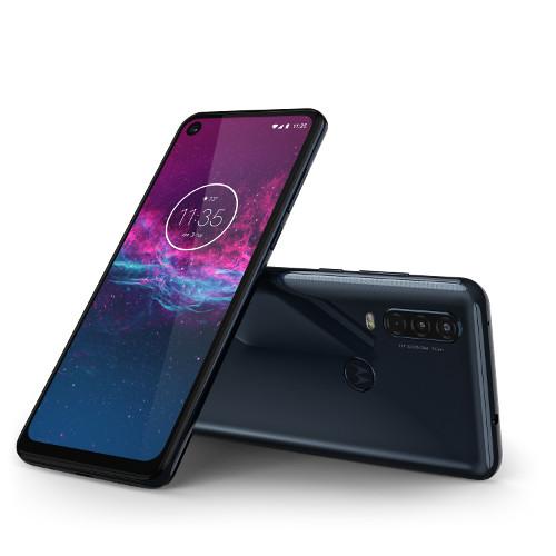 Llega el Motorola One Action a México