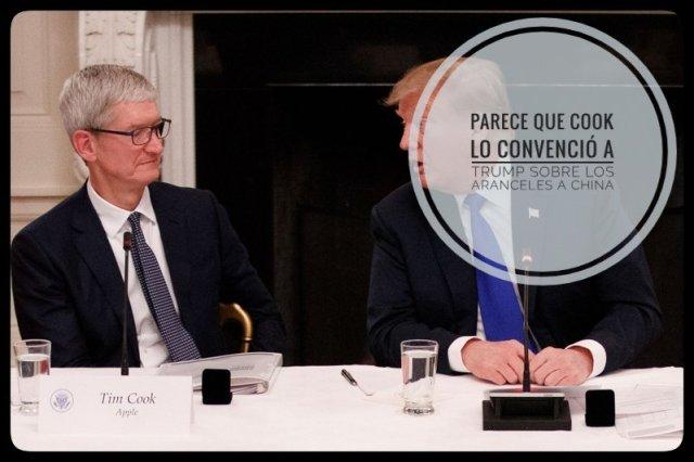#Radiogeek – Trump hablo con Tim Cook por el tema aranceles a China – Nro.1556
