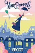 Epcot-Mary-Poppins-Poster
