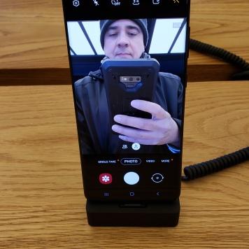 Un selfie en el S20 Ultra