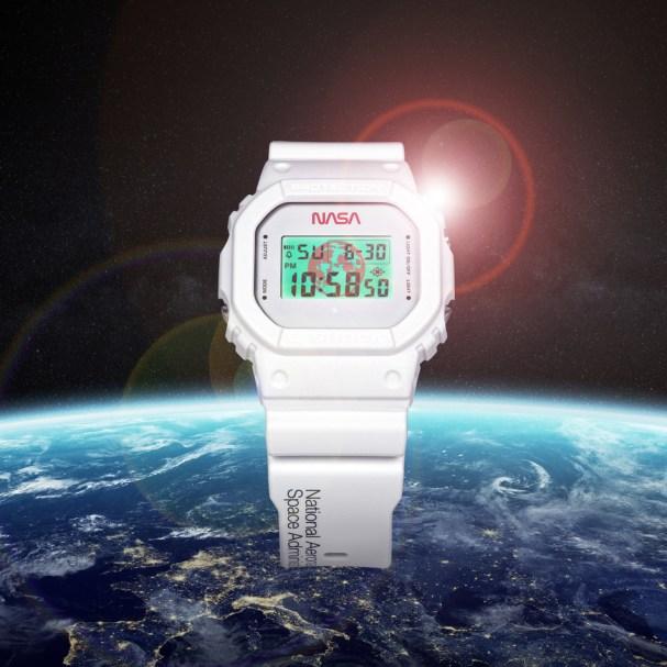 Casio NASA watch