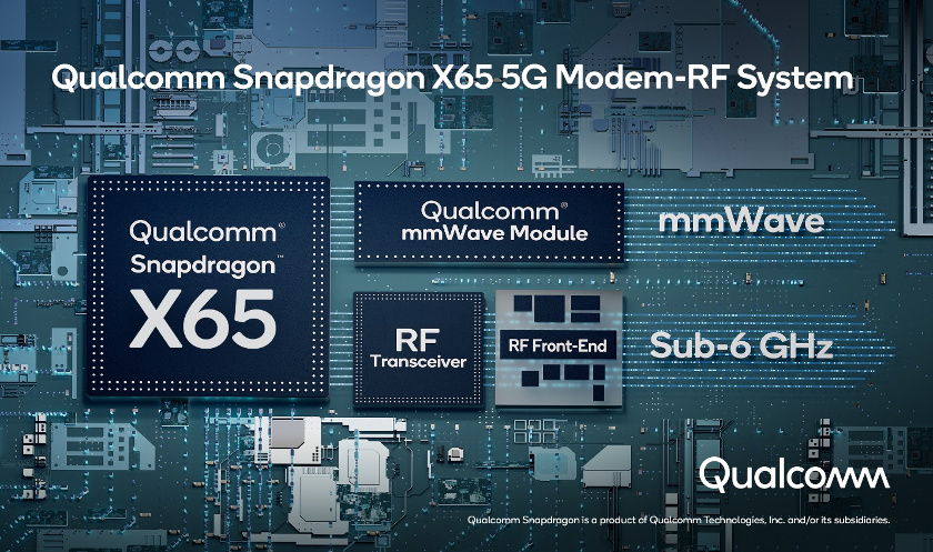 Qualcomm logra llamadas de datos exitosas con 5G mmWave y sub-6 GHz